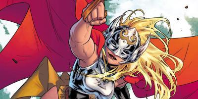 La versión femenina de Thor en el cine es una posibilidad muy cercana