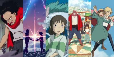 Películas de anime amadas por la crítica