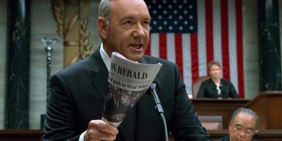 Suspenden producción de House of Cards: surgen nuevas acusaciones contra Kevin Spacey de un actor mexicano