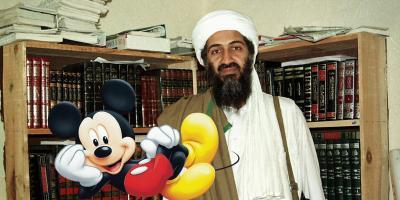Osama Bin Laden tenía películas de Disney en su computadora