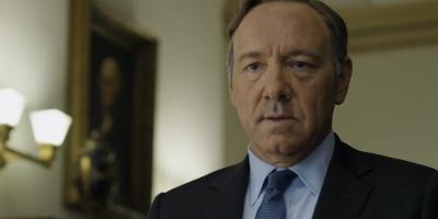 Netflix rompe lazos con Kevin Spacey
