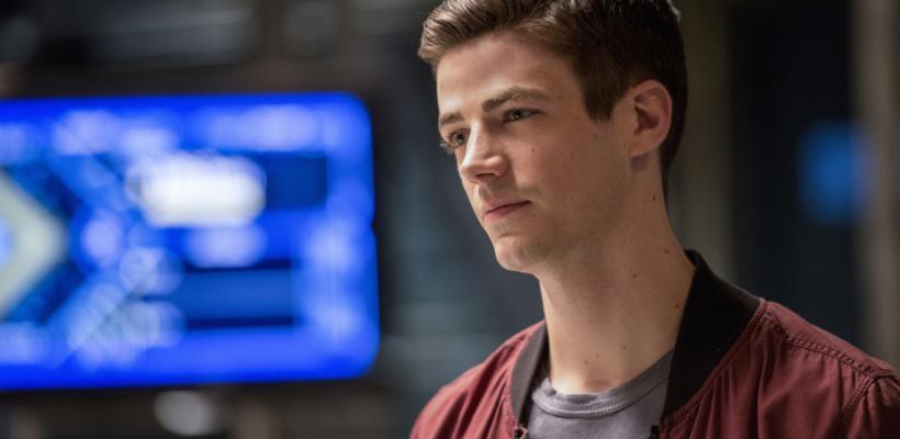 Grant Gustin, protagonista de The Flash, se solidariza con las víctimas de Andrew Kreisberg