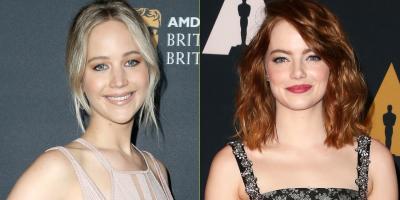Emma Stone, Jennifer Lawrence y otras actrices hablan sobre salarios y abuso en Hollywood