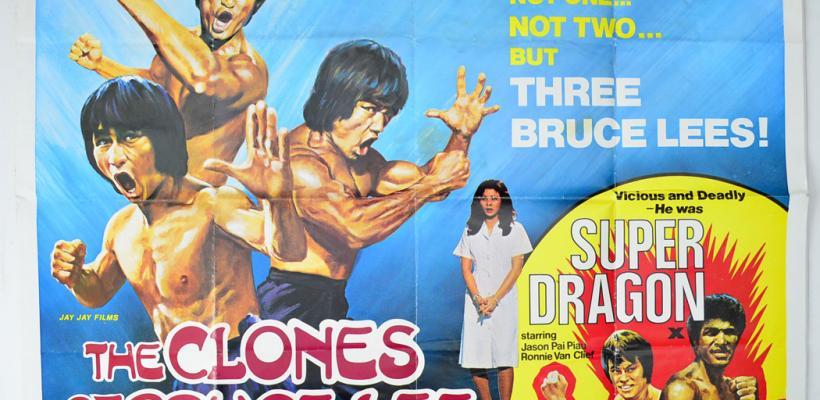 Bruceploitation: el ataque de los clones de Bruce Lee