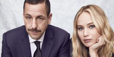 Adam Sandler y Jennifer Lawrence explican por qué no les importa la crítica sobre sus películas