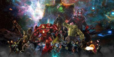 Los Hermanos Russo confirman la premiere del tráiler de Avengers: Infinity War