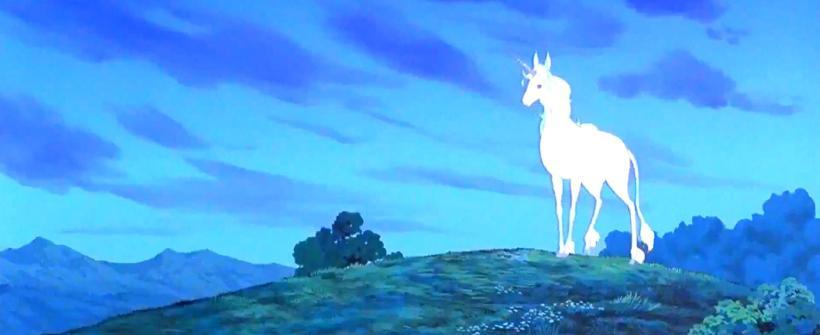 El Último Unicornio - Tráiler