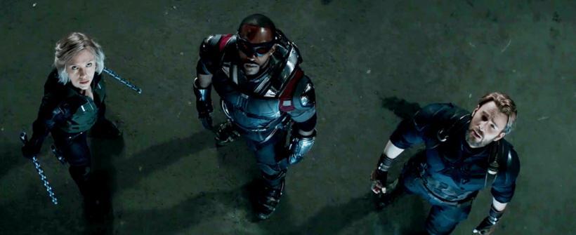 Avengers: Infinity War - Tráiler