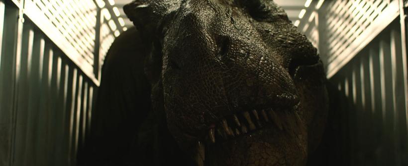Jurassic World: El Reino Caído - Vídeo detrás de cámaras