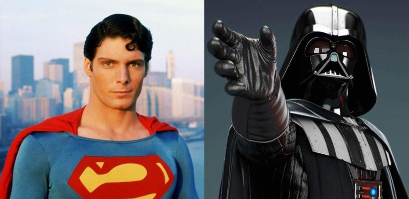 Entérate cómo Darth Vader entrenó a Superman
