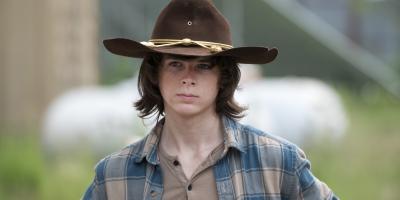The Walking Dead: los fans desean evitar la muerte de Carl