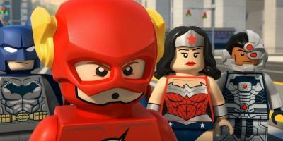 The Flash tendrá su propia película de LEGO, mira el tráiler aquí