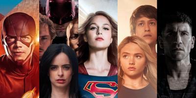 Las series de superhéroes (de la mejor a la peor) de 2017
