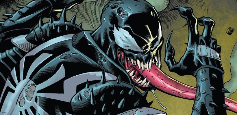Venom: Tom Hardy enloquece en nuevo video del set
