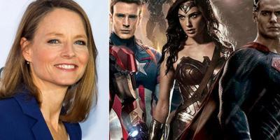 Jodie Foster: las películas de superhéroes están arruinando los hábitos del público