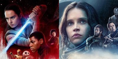 Star Wars: Los Últimos Jedi supera en taquilla a Rogue One