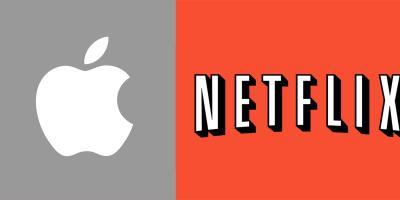 ¿Podría Netflix ser comprada por Apple?