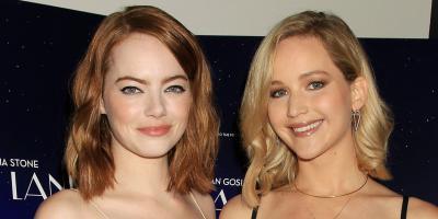 Emma Stone y Jennifer Lawrence se volvieron amigas gracias a su acosador