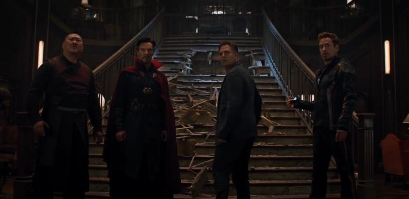 Avengers 4: nuevas fotos desde el set confirman un viaje en el tiempo