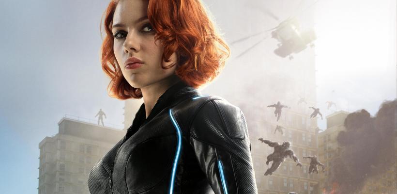 Scarlett Johansson se reunirá con el guionista de Black Widow