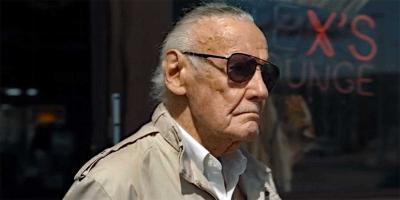 Stan Lee reaparece públicamente para recibir la Llave de la Ciudad de Glendale