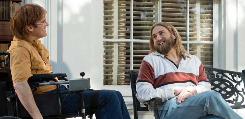 Sundance 2018: Don't Worry, He Won't Get Far on Foot, de Gus Van Sant, ya tiene primeras críticas