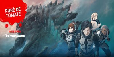 Tardes de Netflix | Godzilla: Planeta de Monstruos Parte 1