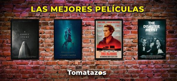 Las mejores películas en cartelera (30/01/2018)