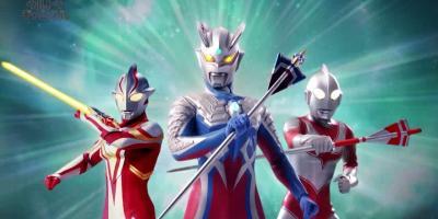 Ultraman vuelve a la pantalla y te mostramos los primeros adelantos