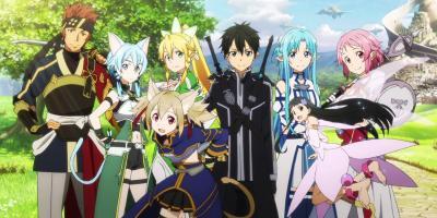 Sword Art Online tendrá serie live-action en Netflix