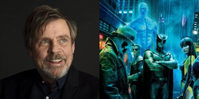 ¿Watchmen es la película favorita de Mark Hamill?