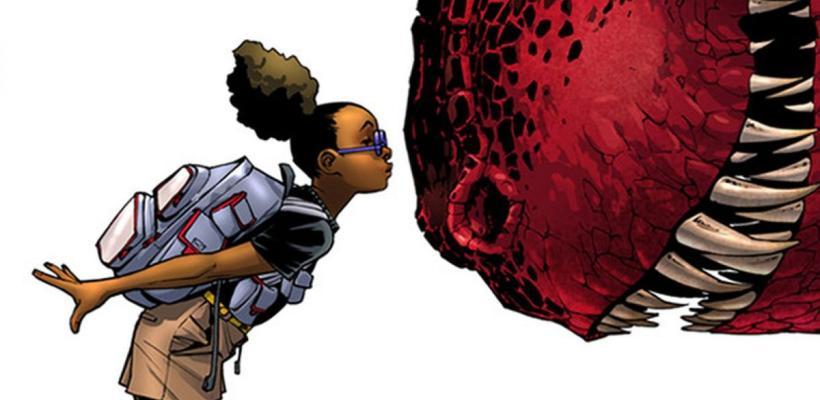 Moon Girl y Devil Dinosaur de Marvel tendrán serie animada