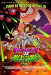 Marcianos vs. Mexicanos
