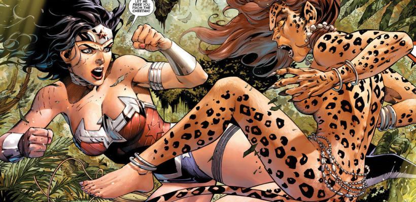Se confirma la villana para Mujer Maravilla 2