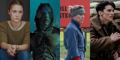 Oscar 2018: todas las nominadas a Mejor Película según la crítica