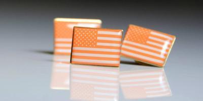 Óscar 2018: esta es la razón por la que los asistentes usarán pins de la bandera de Estados Unidos color naranja