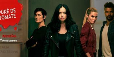 Jessica Jones   ¿Perdió calidad la segunda temporada?