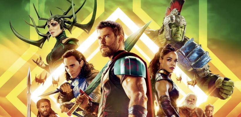 Ahora en Blu-ray y DVD: Thor Ragnarok