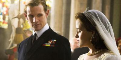 The Crown: se revela que la producción pagó más a Matt Smith que a Claire Foy