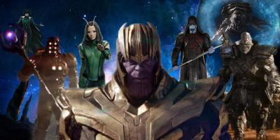 Las razas extraterrestres del Universo Cinematográfico de Marvel