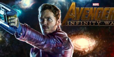 Chris Pratt asegura que Avengers: Infinity War es la película más grande de todos los tiempos