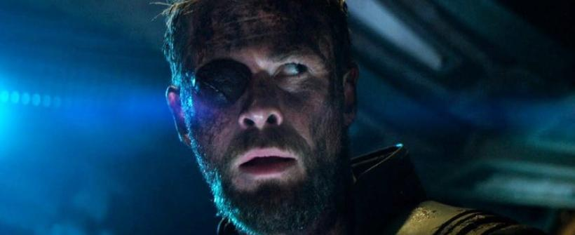 Avengers: Infinity War - Clip (Guardianes de la Galaxia conocen a Thor)