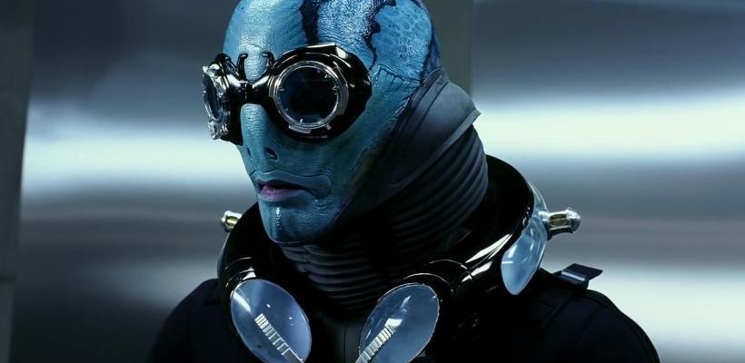Doug Jones aconseja a quien interprete a Abe Sapien en el reboot de Hellboy