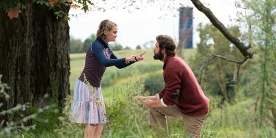 Un Lugar en Silencio: los guionistas ya tienen ideas para la secuela