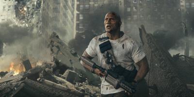 Rampage: Devastación es la película de videojuegos con mayor calificación en Rotten Tomatoes