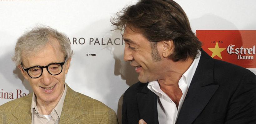 Javier Bardem dice que sí volvería a trabajar con Woody Allen