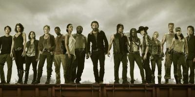 The Walking Dead: final de la octava temporada tuvo el segundo rating más bajo en su historia