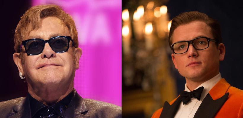 Protagonista de Kingsman interpretará a Elton John en una biopic