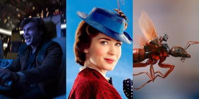 Disney revela la lista de títulos a estrenarse en 2018 y 2019