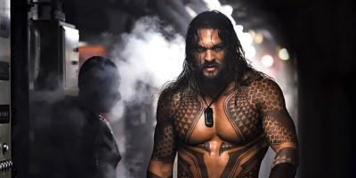 Aquaman sorprende a los asistentes de la CinemaCon 2018